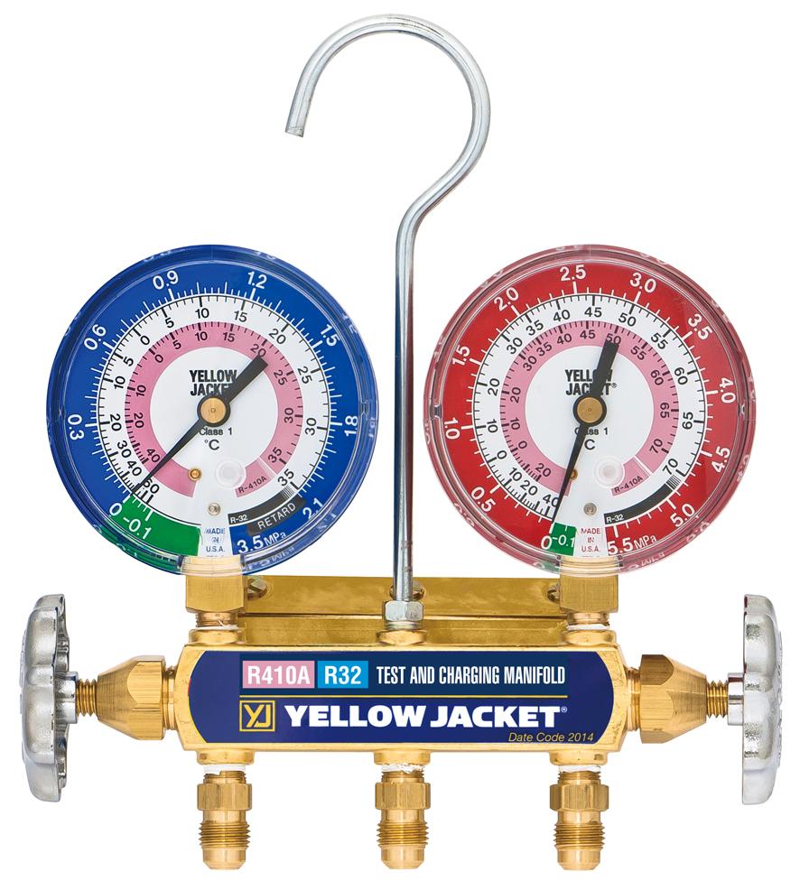 Đồng hồ nạp gas R32, R410a