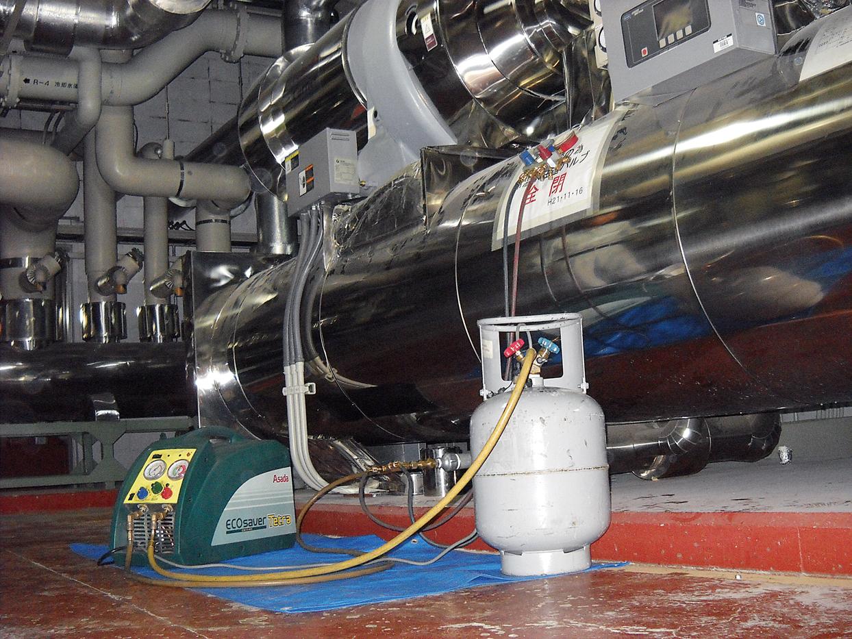 Máy thu hồi dung môi lạnh Tetra