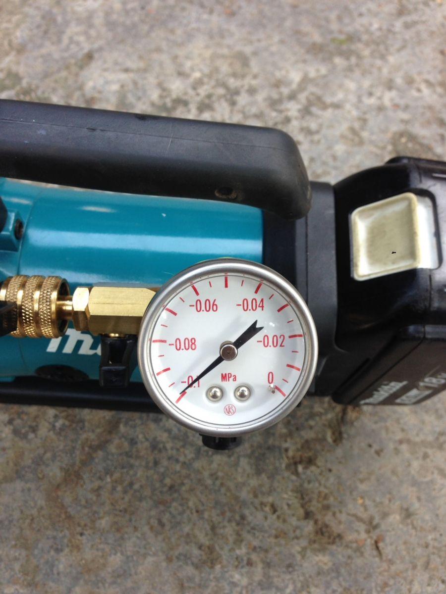 Đồng hồ đo chân không